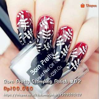 Born Pretty Stamping Polish #02