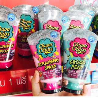 Chupa Chups Hand & Body Lotion 120ml [JASTIP HANDCARRY THAILAND]