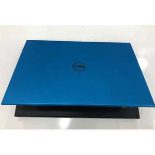 """(二手)DELL Inspiron 15 3543 15.6"""" i5 5200U 4G 500G/128G SSD GT820 2G 雙顯卡 95% NEW"""