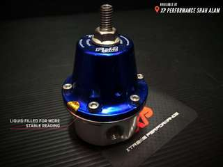 Fuel Pressure Regulator TURBOSMART BLUE Color FPR-1200