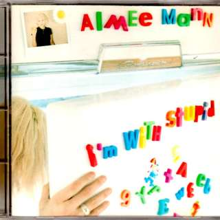 CD USA Aimee Mann – I'm With Stupid