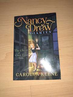 Nancy Drew-The Ghost of Grey Fox Inn