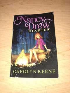 Nancy Drew-The Sign in the Smoke