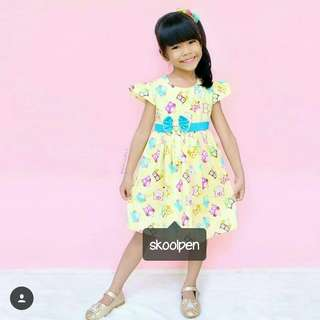 Dress Pita Anak 1-5th Murah