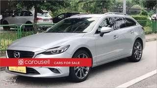 Mazda 6 Wagon 2.5A R-Grade Luxury