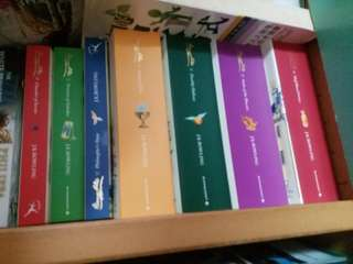Harry potter full collection, new