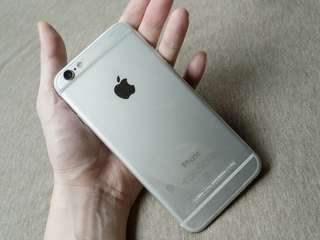 Iphone6 plus 128G 銀色