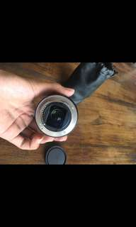 Sony lensa 55mm zeiss