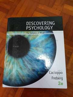 Discovering Psychology- The Science of Mind