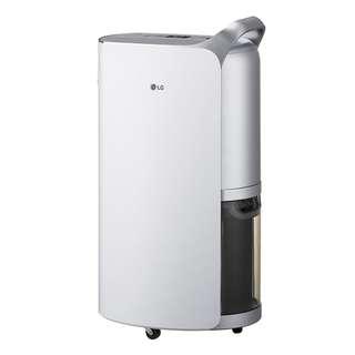 LG 26.5公升 LD156QSD0 變頻式殺菌智能抽濕機 (韓國製) (原廠保用)