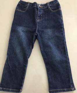 BABY PONEY Girl's Jeans