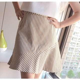 """🚚 【義大利夏日款】""""有設計,有巧思""""就不怕是線條的可愛短裙"""