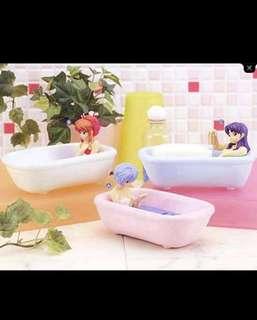 Evangelion Misato Katsuragi Soap Dish Figure 肥皂碟