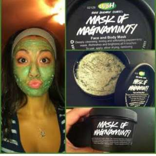 #maudecay Mask of magniminty