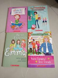 Stories books combo 4 for Rm 15