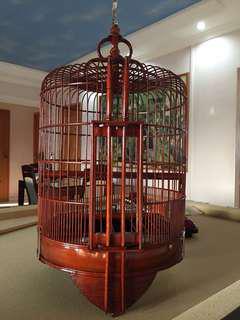 Huay bee / Hua mei cage.