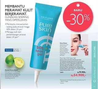 Pure Skin SOS Spot gel