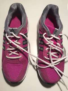 Adidas Running Shoes, size 7