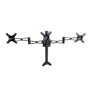 """Desktop monitor clamp stand for 3x24"""" Whatsapp:8778 1601"""