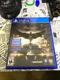 Batman's Arkham Knight for PS4