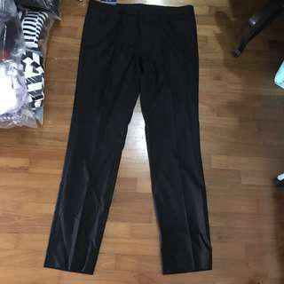 Stephens Brothers black pants
