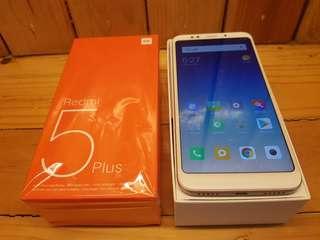 Xiaomi Redmi 5 Plus 64GB 4GB Ram Gold 4G LTE