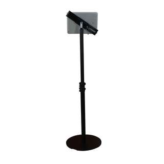 """Clamp Tablet Floor Stand for 10-12.9"""" Whatsapp 8778 1601"""