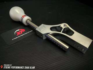 KTUNED Billet Short Shifter Silver Color long version