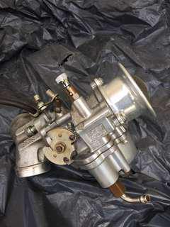 Harley Davidson XL sportster S&S shot carburator.