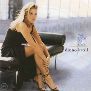 CD USA Diana Krall ‎– The Look Of Love