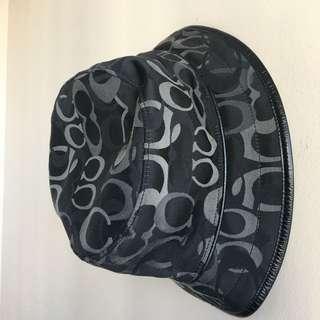 BNWT Coach Optic Sig Crusher Black Hat