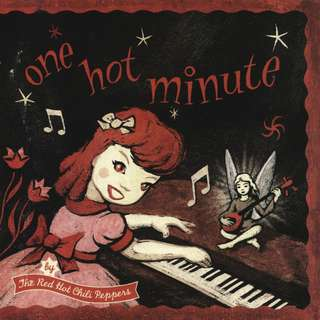 CD USA Red Hot Chili Peppers ‎– One Hot Minute