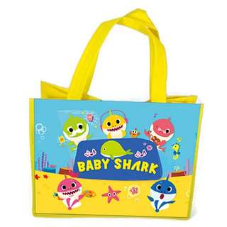 1for$1.20 12for$14 Baby Shark Yellow Doo Doo Doo Goodie Bag for birthday or full month event celebration