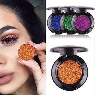 😍 Miss Rose Metallic Glitter Eyeshadow 😍