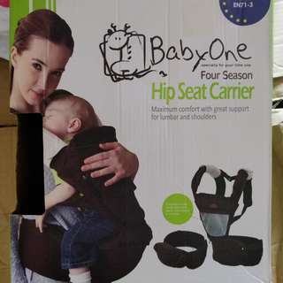Baby one Hip seat carrier