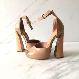 Marni Ankle Strap Heels