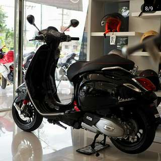 Vespa sprint carbon limited edition 2018