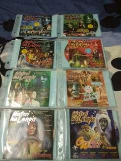 Misteri Mak Lampir Vol 1-15 VCD