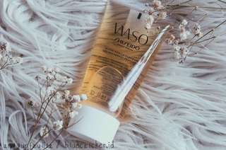 Waso Shiseido Quick Gentle Cleanser