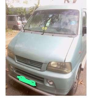 2003 Mini Van or Mini MPV Suzuki ERV untuk dijual (Auto)