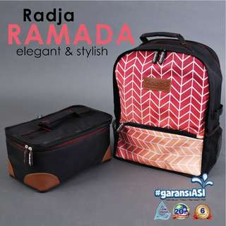 Gabag Radja Ramada cooler diaper bag NEW