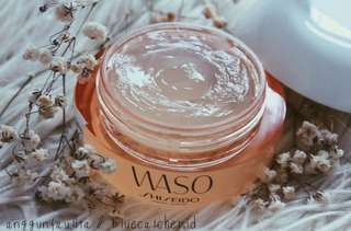 Waso Shiseido Clear Mega Hydrating Cream