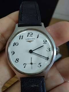 Vintage Longines subdial Gent Watch