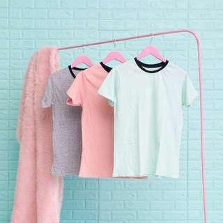 💕COD T shirt stripes