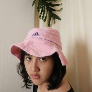 Adidas gummy pink hat