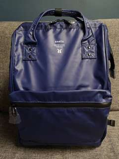 Authentic Anello Waterproof  and Anti Theft Backpack Large