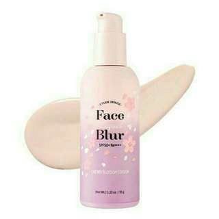 Etude House - Face Blur Liquid SPF 50+ PA+++ Cherry Blossom Edition