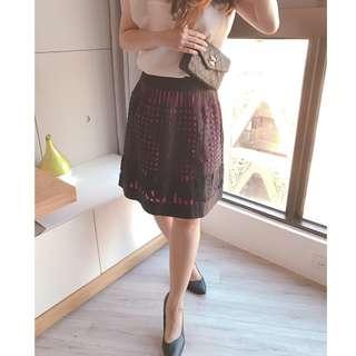 【義大利】氣質女伶風格短裙