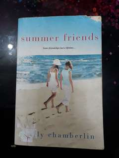 Summer Friends by Holly Chamberlain