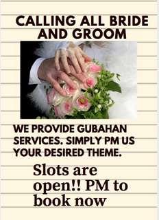 GUBAHAN SERVICES CHEAP